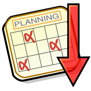Plannings prévisionnels (Mises à jour sur NetYparéo)